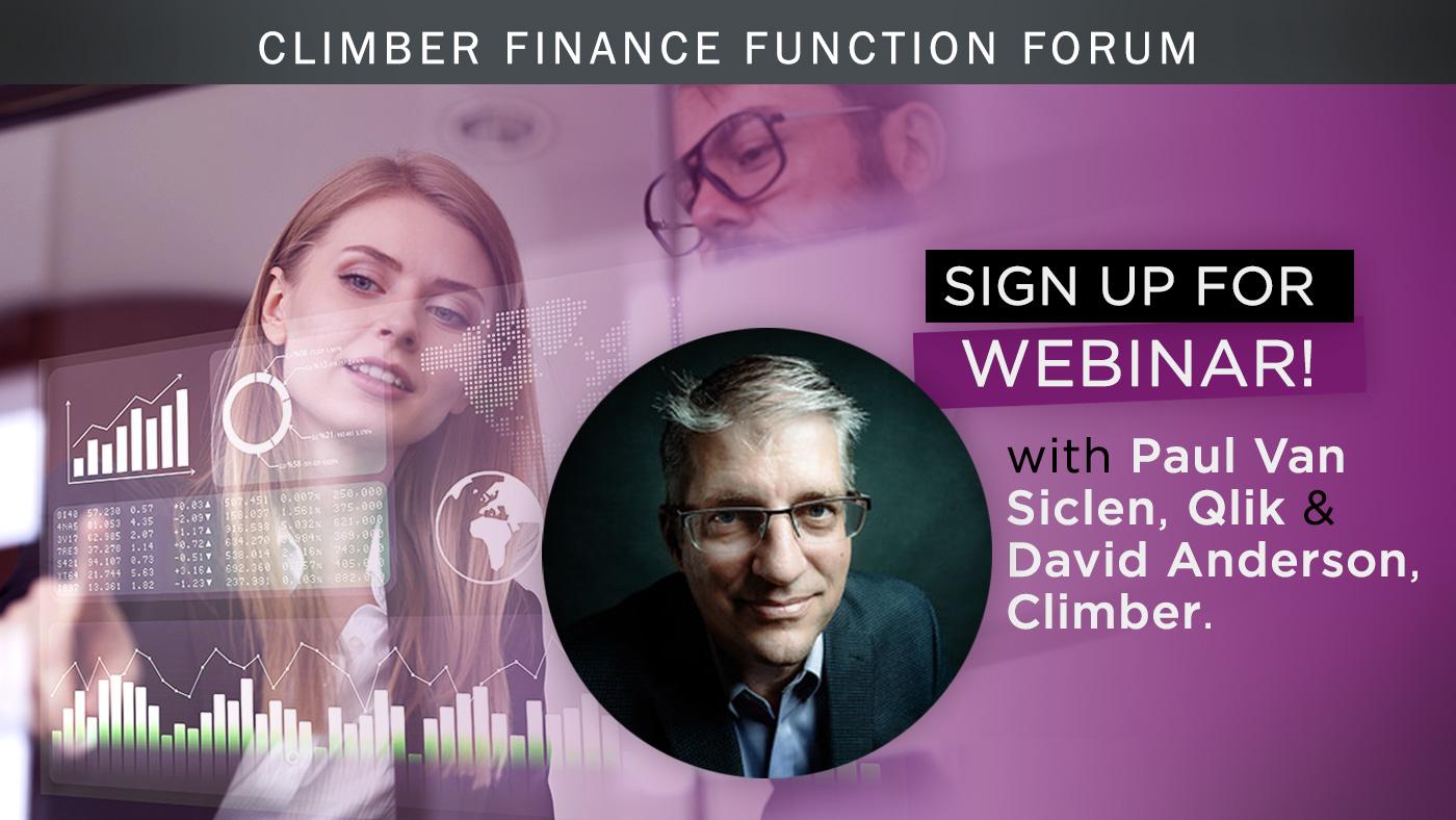 Climber Finance Webinar on demand Paul Van Siclen