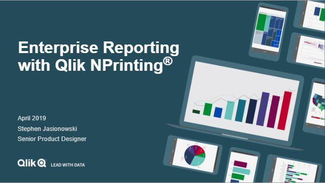Climber_Qlik Webinar Nprinting_Value_Reporting