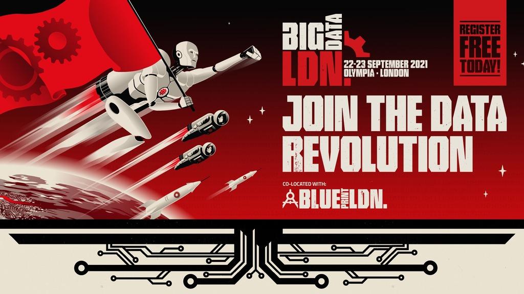Join us at Big Data LDN 2021